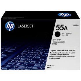 HP ORIGINAL - HP 55A / CE255A Noir (6000 pages) Toner de marque