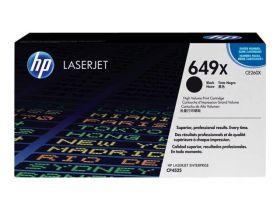 HP ORIGINAL - HP 649X / CE260X Noir (17000 pages) Toner de marque