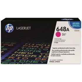 HP ORIGINAL - HP 648A / CE263A Magenta (11000 pages) Toner de marque