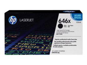 HP ORIGINAL - HP 646X / CE264X Noir (17000 pages) Toner de marque