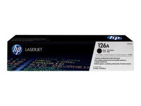 HP ORIGINAL - HP 126A / CE310A Noir (1200 pages) Toner de marque