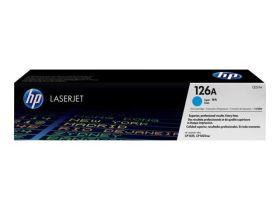 HP ORIGINAL - HP 126A / CE311A Cyan (1000 pages) Toner de marque