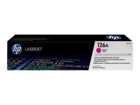 HP ORIGINAL - HP 126A / CE313A Magenta (1000 pages) Toner de marque