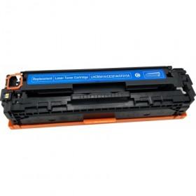 COMPATIBLE HP - 128A / CE-321A Cyan (1300 pages) Toner générique
