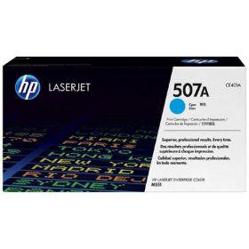 HP ORIGINAL - HP 507A / CE401A Cyan (6000 pages) Toner de marque