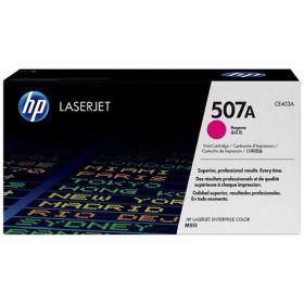 HP ORIGINAL - HP 507A / CE403A Magenta (6000 pages) Toner de marque
