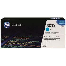 HP ORIGINAL - HP 307A / CE741A Cyan (7300 pages) Toner de marque
