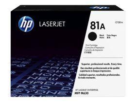 HP ORIGINAL - HP 81A / CF-281A Noir (10500 pages) Toner de marque