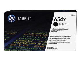 HP ORIGINAL - HP 654X / CF-330X Noir (20500 pages) Toner de marque