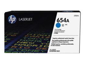 HP ORIGINAL - HP 654A / CF-331A Cyan (15000 pages) Toner de marque