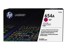 HP ORIGINAL - HP 654A / CF-333A Magenta (15000 pages) Toner de marque