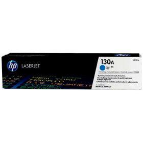 HP ORIGINAL - HP 130A / CF-351A Cyan (1000 pages) Toner de marque