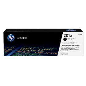 HP ORIGINAL - HP 201A / CF-400A Noir (1500 pages) Toner de marque