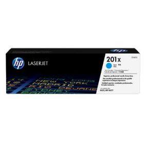 HP ORIGINAL - HP 201X / CF-401X Cyan (2300 pages) Toner de marque