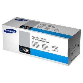 SAMSUNG ORIGINAL - Samsung C506S Cyan (1500 pages) Toner de marque