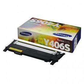 SAMSUNG ORIGINAL - Samsung Y406S Jaune (1000 pages) Toner de marque