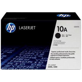 HP ORIGINAL - HP 10A / Q2610A Noir (6000 pages) Toner de marque