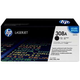 HP ORIGINAL - HP 308A / Q2670A Noir (6000 pages) Toner de marque