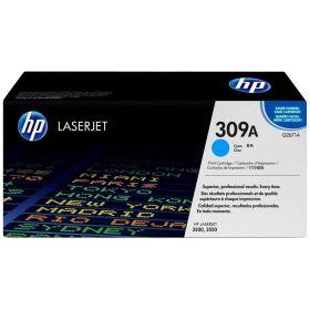 HP ORIGINAL - HP 309A / Q2671A Cyan (4000 pages) Toner de marque