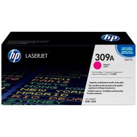 HP ORIGINAL - HP 309A / Q2673A Magenta (4000 pages) Toner de marque
