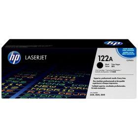 HP ORIGINAL - HP 122A / Q3960A Noir (5000 pages) Toner de marque