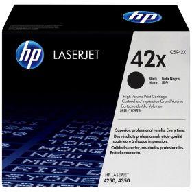 HP ORIGINAL - HP 42X / Q5942X Noir (20000 pages) Toner de marque