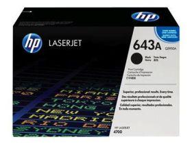 HP ORIGINAL - HP 643A / Q5950A Noir (11000 pages) Toner de marque