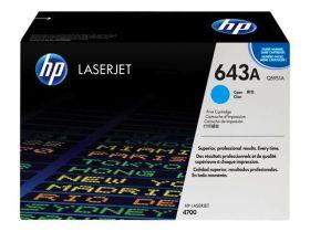 HP ORIGINAL - HP 643A / Q5951A Cyan (10000 pages) Toner de marque
