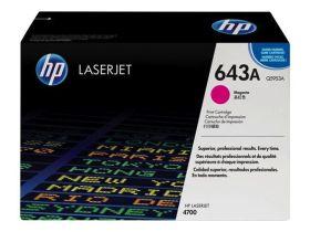 HP ORIGINAL - HP 643A / Q5953A Magenta (10000 pages) Toner de marque