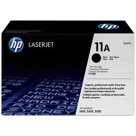 HP ORIGINAL - HP 11A / Q6511A Noir (6000 pages) Toner de marque