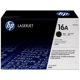 HP ORIGINAL - HP 16A / Q7516A Noir (12000 pages) Toner de marque