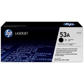 HP ORIGINAL - HP 53A / Q7553A Noir (3000 pages) Toner de marque