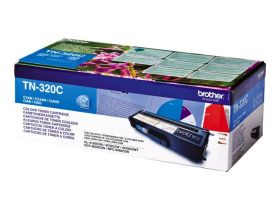 BROTHER ORIGINAL - Brother TN-320 Cyan (1500 pages) Toner de marque