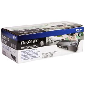 BROTHER ORIGINAL - Brother TN-321 Noir (2500 pages) Toner de marque