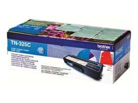BROTHER ORIGINAL - Brother TN-325 Cyan (3500 pages) Toner de marque