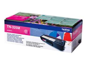 BROTHER ORIGINAL - Brother TN-325 Magenta (3500 pages) Toner de marque