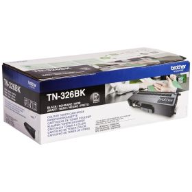 BROTHER ORIGINAL - Brother TN-326 Noir (4000 pages) Toner de marque
