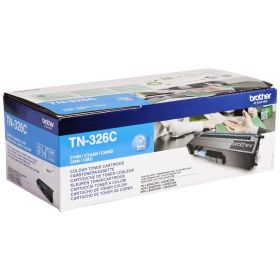BROTHER ORIGINAL - Brother TN-326 Cyan (3500 pages) Toner de marque