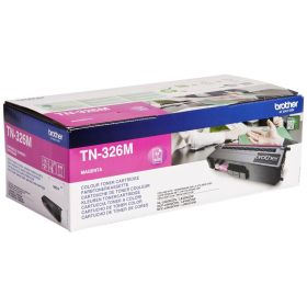 BROTHER ORIGINAL - Brother TN-326 Magenta (3500 pages) Toner de marque