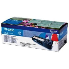 BROTHER ORIGINAL - Brother TN-328 Cyan (6000 pages) Toner de marque