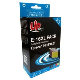 UPRINT/ QUALITE PREMIUM - UPrint 16XL Pack 5 cartouches compatibles Epson Qualité Premium