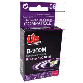 UPRINT/ QUALITE PREMIUM - UPrint LC-900 magenta (13,5 ml) Cartouche encre générique Brother Qualité Premium