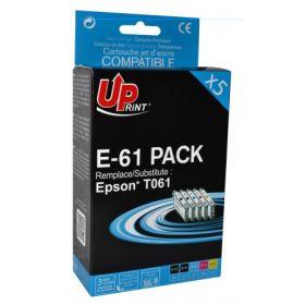 UPRINT - UPrint T0615 Pack 5 cartouches compatibles Epson Qualité Premium