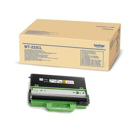 BROTHER ORIGINAL - Brother WT-223CL (50000 pages) Collecteur de toner usagé de marque
