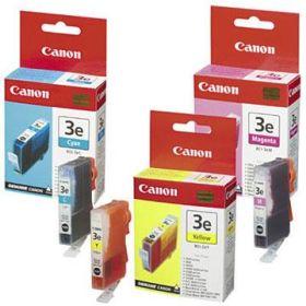 CANON ORIGINAL - Destockage Canon BCI3 couleurs Multipack de 3 cartouches cyan, magenta, jaune