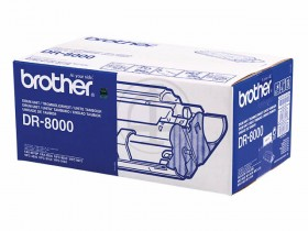 BROTHER ORIGINAL - Brother DR-8000 (8000 pages) Tambour de marque