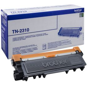 BROTHER ORIGINAL - Brother TN-2310 Noir (1200 pages) Toner de marque