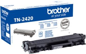BROTHER ORIGINAL - Brother TN-2420 Noir (3000 pages) Toner de marque
