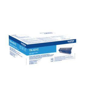 BROTHER ORIGINAL - Brother TN-421 Cyan (1800 pages) Toner de marque