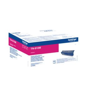 BROTHER ORIGINAL - Brother TN-910 Magenta (9000 pages) Toner de marque